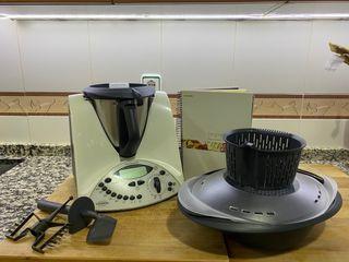 Thermomix tm31 robot de cocina varoma
