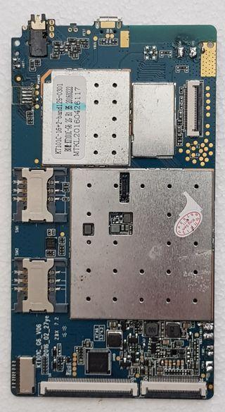 Placa Base tablet MTK6582