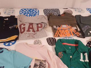 pack 8 camisetas/ polos