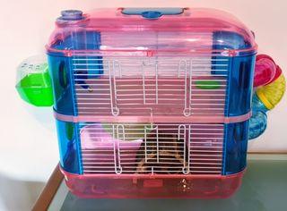 Jaula para hamster (sabadell)