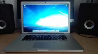 Macbook Pro 15'' (SSD 120Gb + 1Tb)