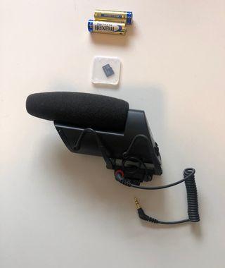 Shure VP83F LensHopper Micrófono / Grabador