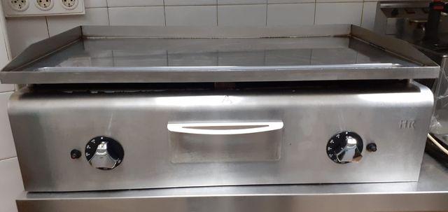 Plancha de acero cromado