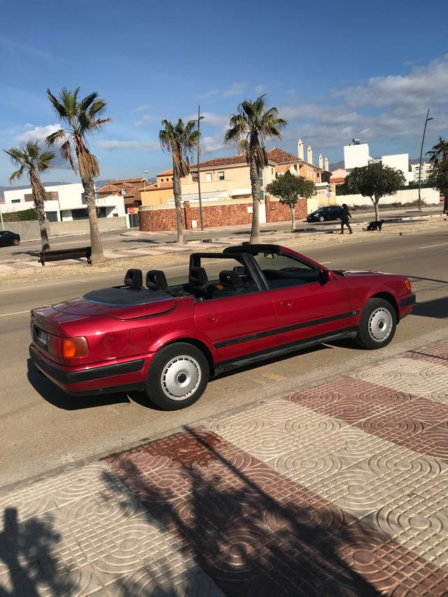 Audi A100 descapotable 1992