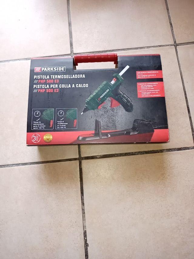 pistola de silicona,termoselladora
