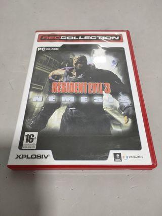 Resident Evil 3: Némesis
