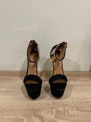 Zapato/sandalia plataforma