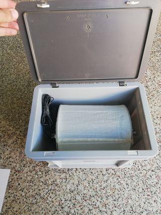 extractor esencias y resinas
