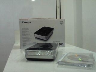Regrabadora De Dvd Para Videocamara Canon Dw 100