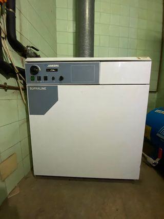 Caldera Junkers de calefacción gas propano