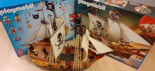 Barco Pirata playmobil Ref 5135