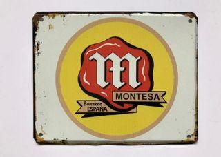 CHAPA MONTESA