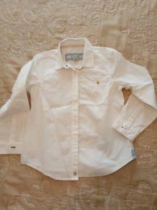 camisa Massimo Dutti de niña 3€