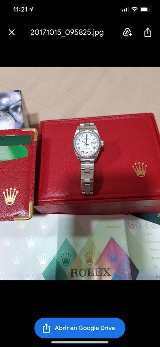 Rolex Señora Oyster Perpetual Date ref. 79240