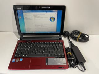 NETBOOK ACER ASPIRE ONE D250 ROJO