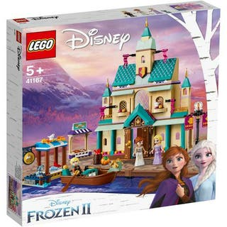 LEGO Disney Princess 41167 Castillo de Arendelle