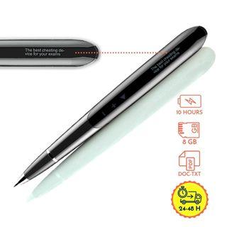 Stift Spickzettel - Digital Cheating Pen to Exams