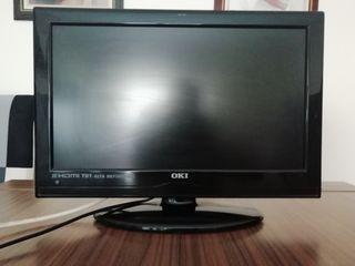 TV pequeña 15''