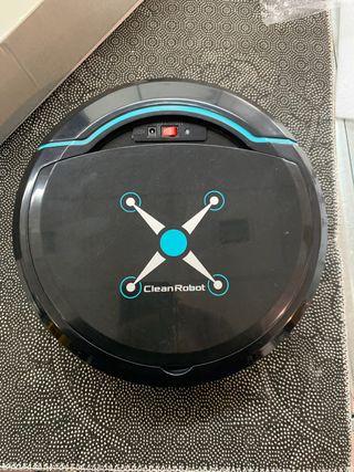 Robot aspirador automático