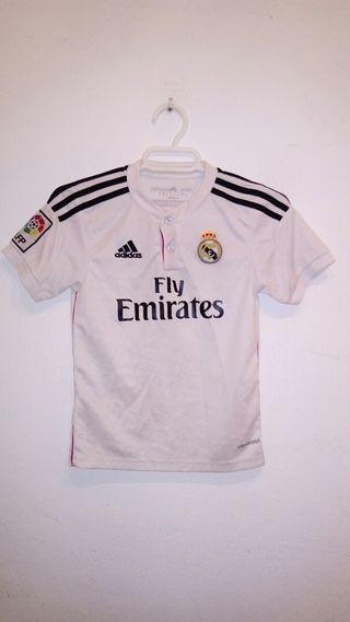 Camiseta niño Real Madrid