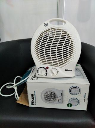 Calefactor pequeño portatil