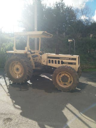 tractor Lamborghini 784 dtx