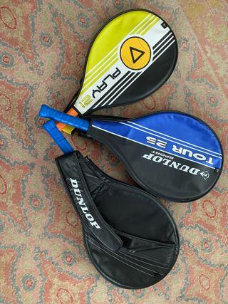 Raquetas tenis Dunlop