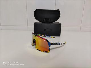 Gafas ciclismo 3 lentes edición limitada