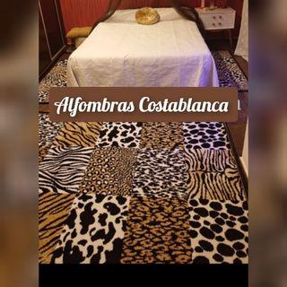animal print cebra leopardo animales alfombra