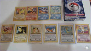 CARTAS POKEMON TEAM ROCKET,PROMOS... EN INGLES