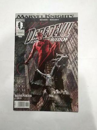 Cómic Daredevil num.46 Bajos fondos 1 de 5