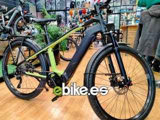 Bicicleta eléctrica motor BOSCH - 625Wh