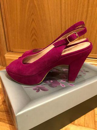 Zapatos ToBe de Rebeca Sanver