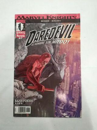 Comic Daredevil num.47 Bajos fondos 2 de 5