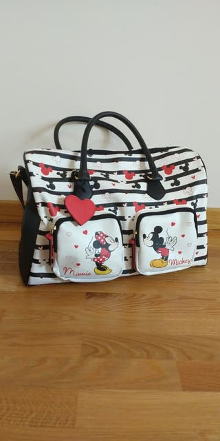 Bolso Bowling Mickey Mouse