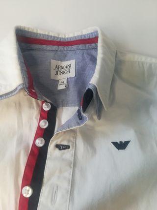 camiseta ARMANI JUNIOR