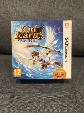 Kid Icarus 3DS Impecable