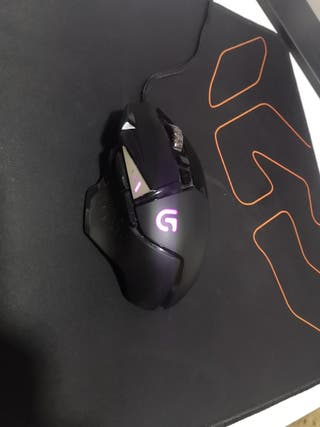 Logitech G502 con cable RATON GAMING