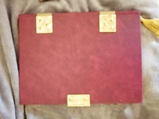 Cuaderno réplica El rey Arturo. Merlín