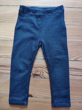 Pantalón térmico 86/92 cms.