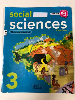 Libros sciences tercero de primaria