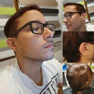 peluquería a domicilio