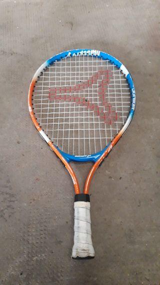 raqueta tenis niño 19