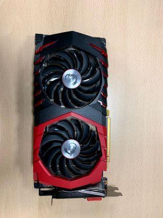 MSI GTX 1070 TI 8GB