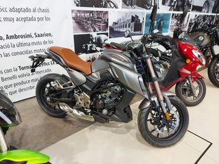 Nueva 125cc 15cv