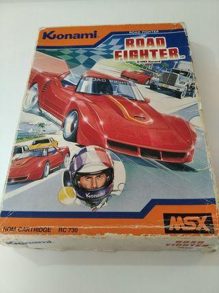 Road Fighter Msx