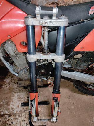 Horquilla KTM EXC 400 año 2002