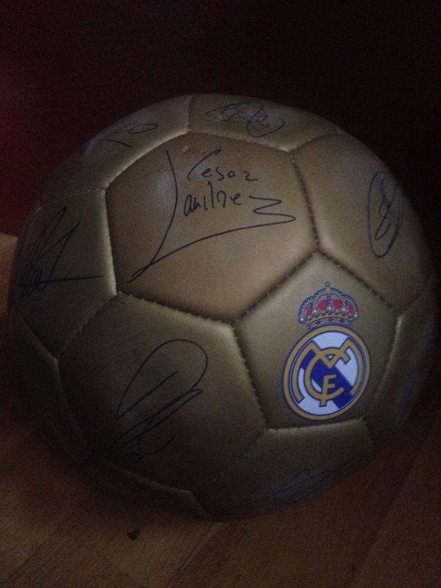 Balon futbol real madrid