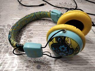 Cascos auriculares VIETA / CUSTO