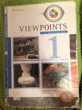 Libro View Points for Bachillerato (1)